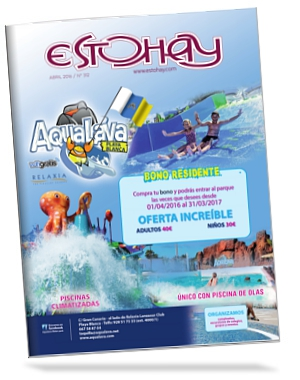 Portada revista EstoHay