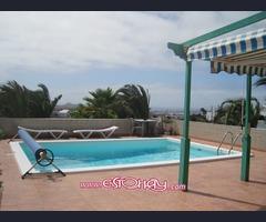 Estupenda casa independiente con piscina y bonitas vistas en Soo