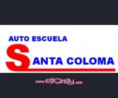 Autoescuela Santa Coloma