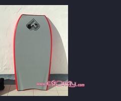 Tabla bodyboard+ funda+aletas