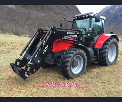 Tractor Massey Ferguson 7480 2008