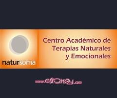 Oferta cursos online Terapias Naturales y Emocionales