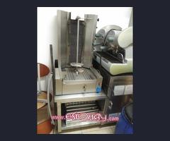 asador de kebab a (GAS)