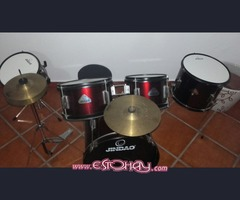 vendo batería de musica
