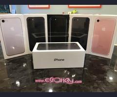 Apple iPhone 7 32GB Por  $450USD y Apple iPhone 7 PLUS 32GB por $480USD