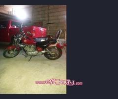 Yamaha-Virago 250cc