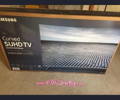 Samsung UN55KS8500 Curved 55-Inch 4K Ultra HD Smart LED TV ==== $670USD