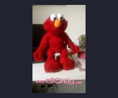 Interactuùa con muñeco Elmo