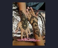 100% Natural Henna tattoos