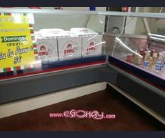 Vendo vitrina expositora refrigerada