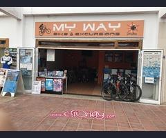 rent bike & excursions