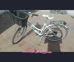 Venta bici segunda mano