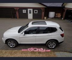 BMW X3 35i, Sportsautomat