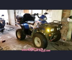 Quad Polaris Sportsman 600