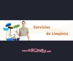 LIMPIEZA GENERAL  SANCHEZ Y HERRERA