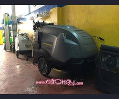 Máquina de lavado de coches a presión , Karcher