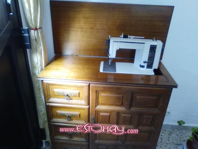 Mueble con maquina de coser arrecife revista digital anuncios gratuitos - Mueble maquina de coser ...
