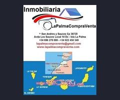 143/7  Gran finca en un lugar para Soñar en Garafia Isla la Palma