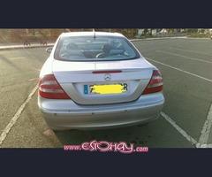 Se vende Mercedes clk 2,7 CDI avangarde