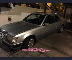 Mercedes benz 320 ce sporline