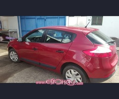 Renault Megane 1.6 Gasolina- km 77530
