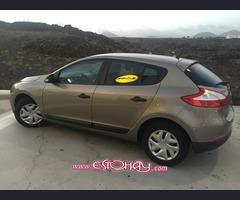 Renault Megane 1.6 gasolina km 60556