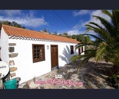 146/7  Gran Oportunidad Bonita Casa Rural  estilo canario