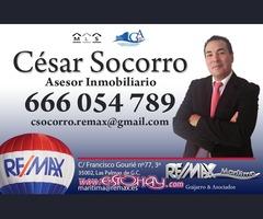 Agente inmobiliario Las Palmas