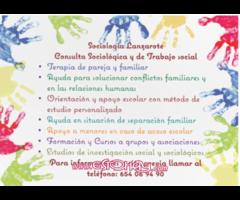 Sociología Lanzarote-Cursos y consultas