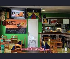 cafeteria/piqueteadero