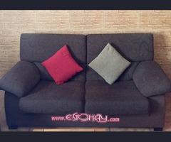 Pack de 2 sofas (3+3).