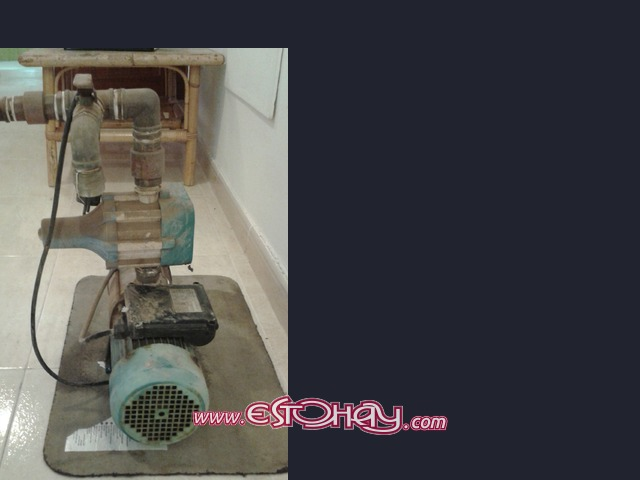 Vendo Tanque De Agua De 1000 Litros Como Nuevo Y Bomba