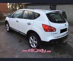 Nissan Qashqai 1,5 DCI TEKNA