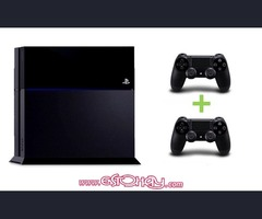 Sony PS4 500GB con 2 controladores