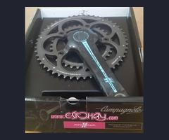 Sillin y Juego Platos y Bielas Campagnolo Athena 11 Power Torque