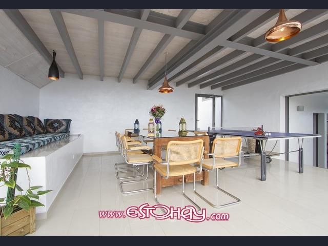 Villa estupenda con piscina privada en arrieta arrieta for Villas con piscina privada en fuerteventura