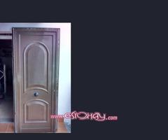 puerta principal de aluminio