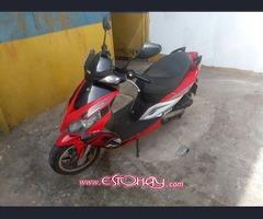 Sym jet Sport 50