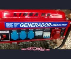 generador sin uso