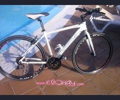 vendo bicicleta hibrida
