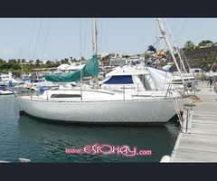 Sailing Yacht CONTENTION 33 Doug Peterson