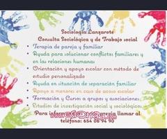 Consulta sociologica y de servicios sociales