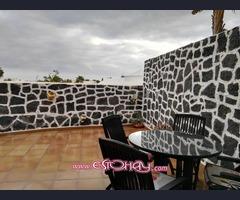 Preciosa Villa Canaria en Playa Blanca