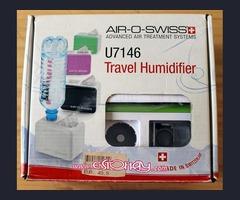 Humidificador de viaje