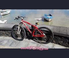 vendo bicicleta de montana
