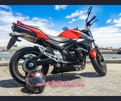 Se vende naked Suzuki GSR como nueva