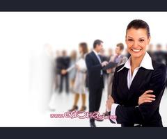 Gestor de clientes para oficina de seguros con perfil comercial