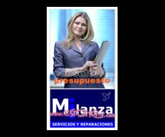 SERVICIOS DE LIMPIEZA Y REPARACIONES MILANZA