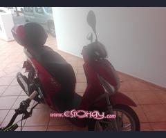 vendo honda 125cc modelo SH125AD