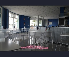 Traspaso Cafetería-Pizzería
